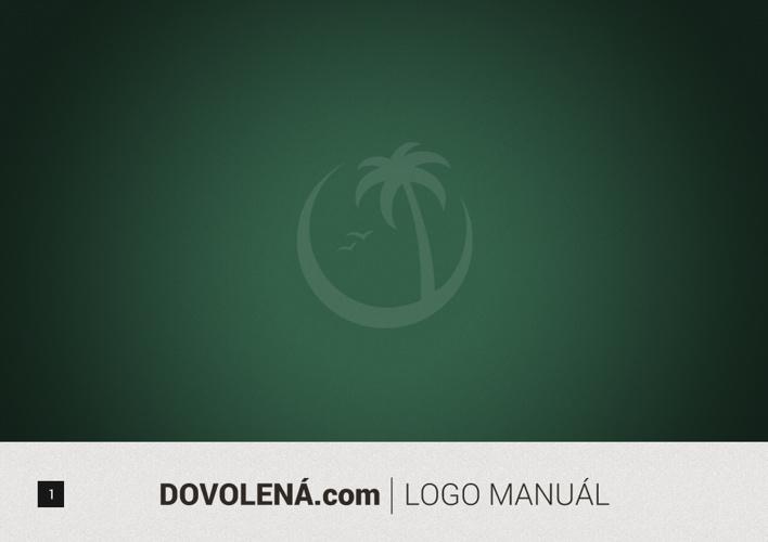 Dovolena.com - Logo Manual 2013