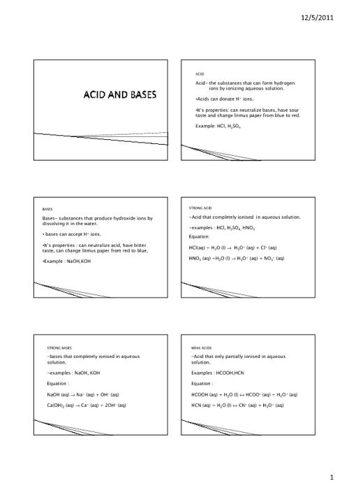 Organic Chemistry- alkane 1