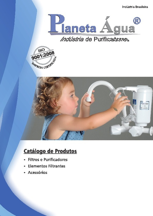 Catálogo Filtros Planeta Água