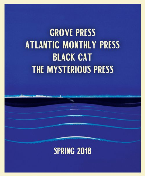 Grove Atlantic Spring 2018
