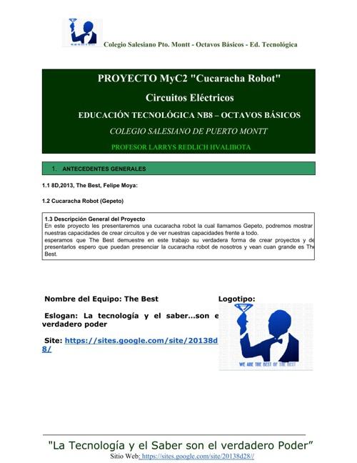 Proyecto MyC2