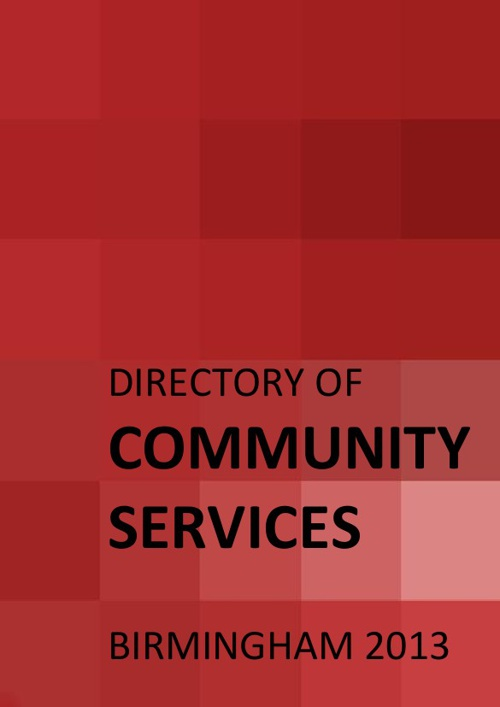 Birmingham Community Services Directory