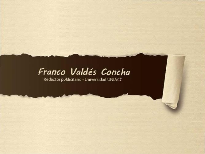 Book Franco Valdés Concha