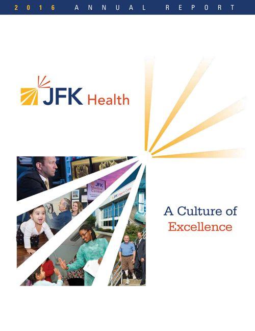JFK Health Annual Report 2016