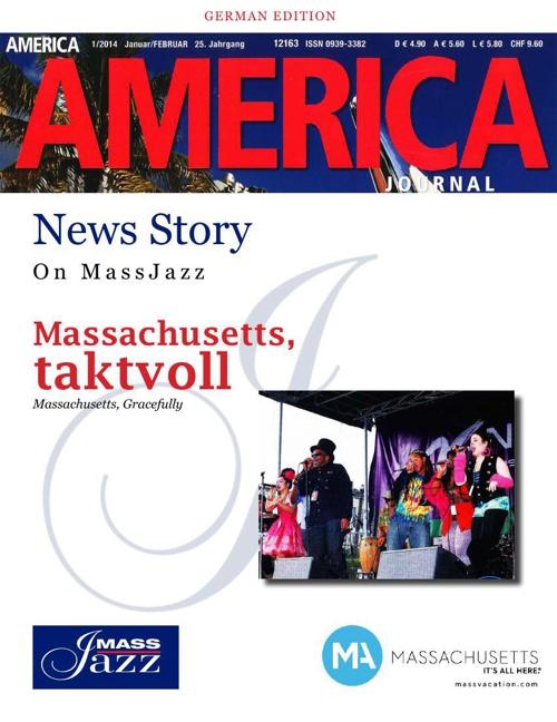 America Journal_MassJazz story_January 2014