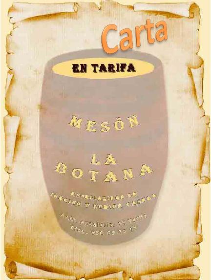 Mesón La Botana