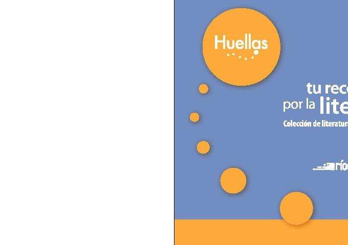 Catálogo HUELLAS. Literatura infantil y juvenil.