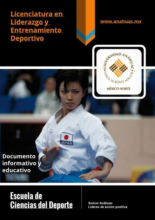 Licenciatura en Entrenamiento y Liderazgo Deportivo