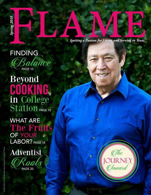 FLAME | Spring 2016