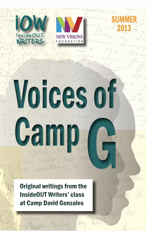 Voices of Camp G Summer 2013