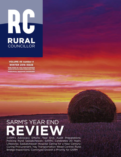 Rural Councillor Winter 2016
