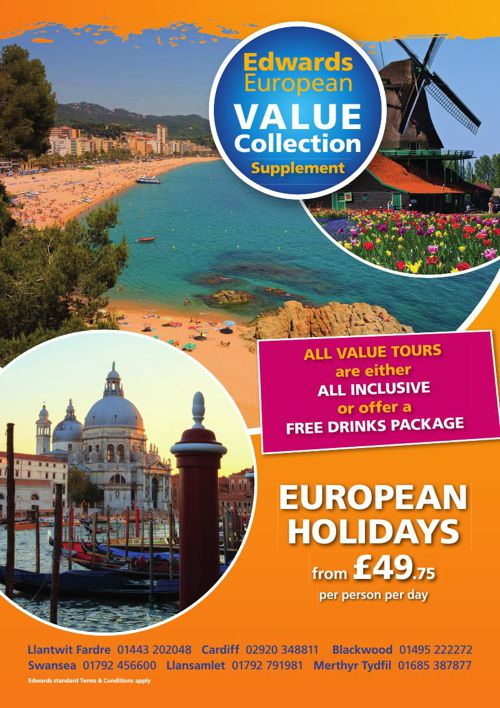 Edwards Value Brochure