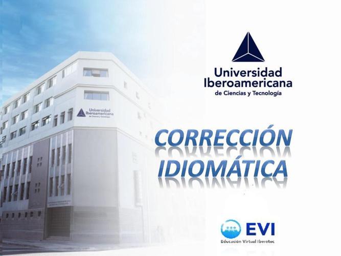 Copy of INTRODUCCIÓN MÓDULO III: CORRECCIÓN IDIOMÁTICA