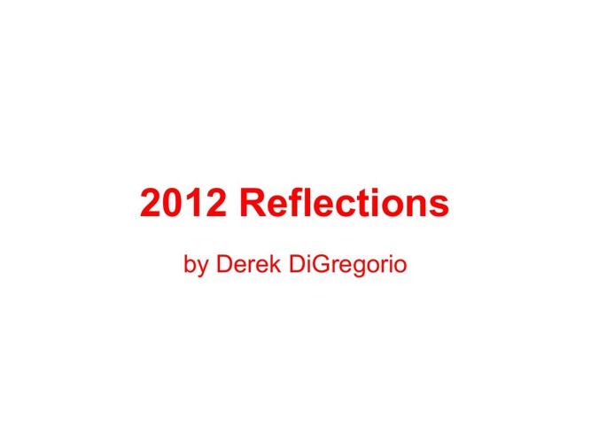 Dereks flip book