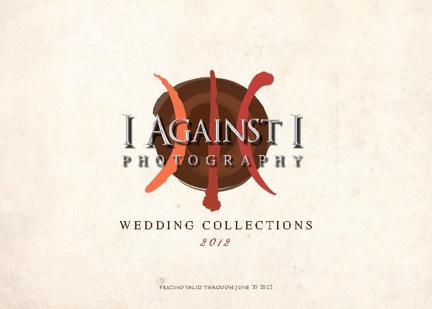 I against I : Wedding Price List 2012