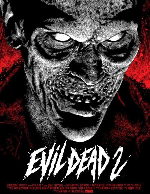 Film analysis Evil Dead 2