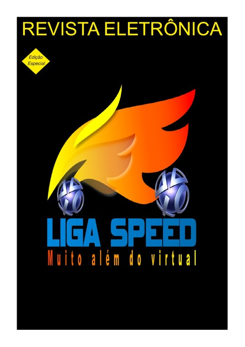 REVISTA LIGA SPEED - 03.2013