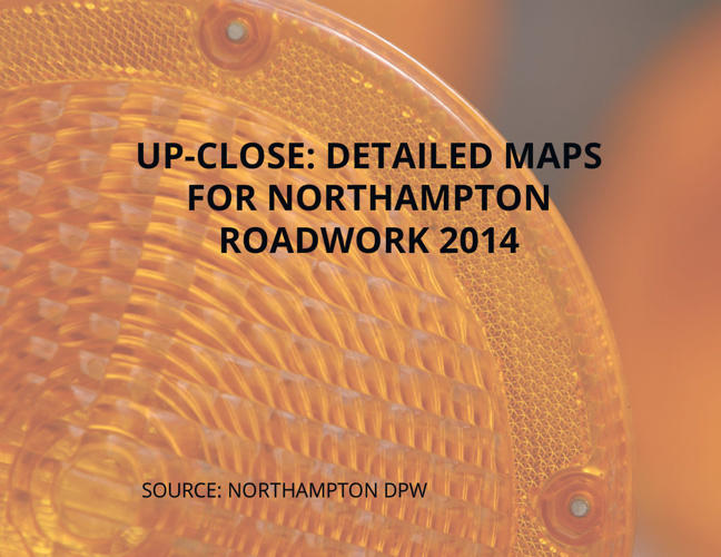 Copy of Copy of Copy of Repaving Work for Northampton, 2014, Clo