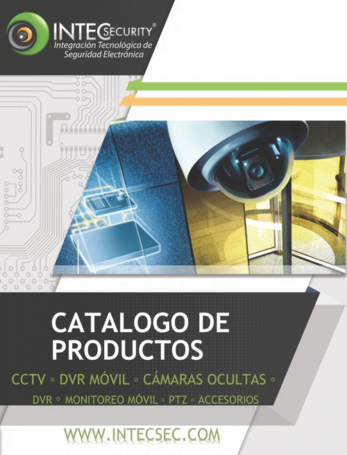 E-Catalogo Intec Security