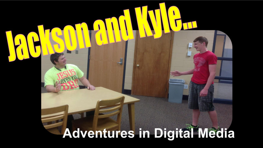 Copy of Adventures in Digital Media