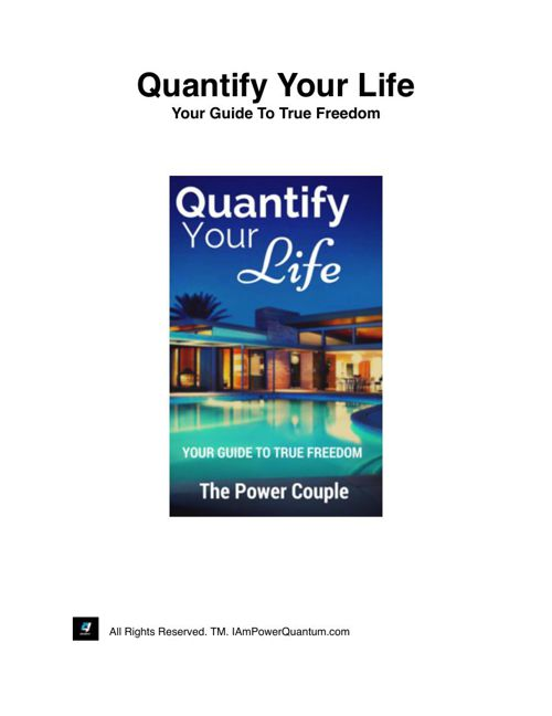 Quantify Your Life