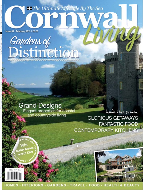 Cornwall Living February 2013
