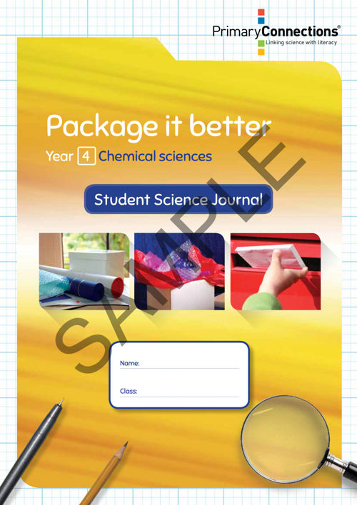 Package it better - Student Science Journal