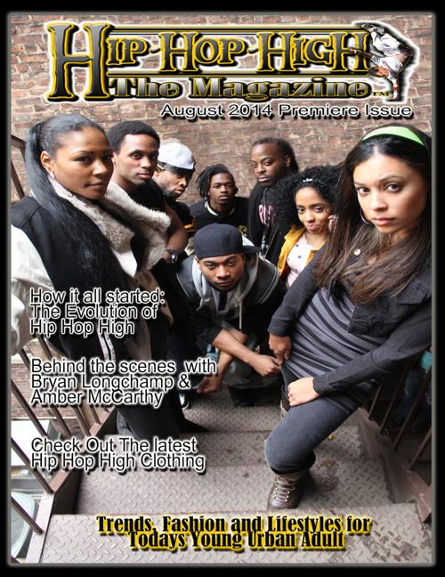 Hip Hop High Magazine