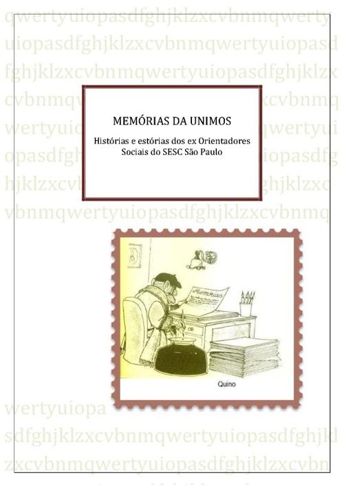 MEMÓRIAS DO RODOLPHO ROCHA