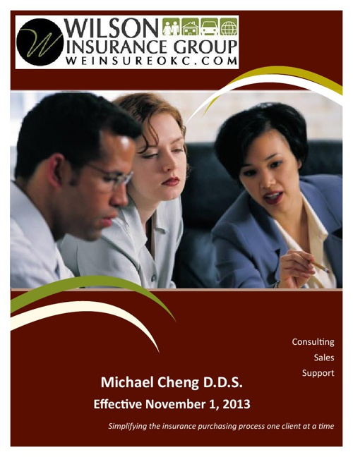 Michael Cheng DDS