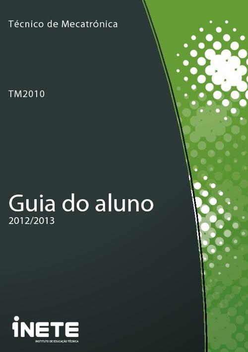 Guia do Aluno 2012/2013 - TM2010