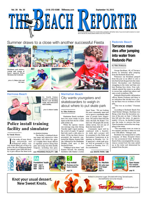 The Beach Reporter | 9-10-15