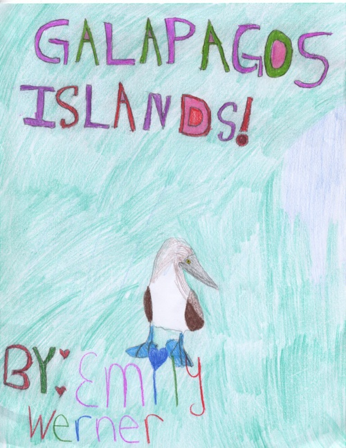 Emily Werner's Galapagos Islands eBook