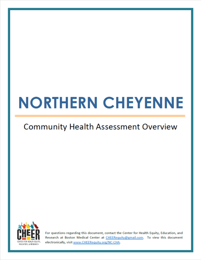 Northern Cheyenne CHA Overview