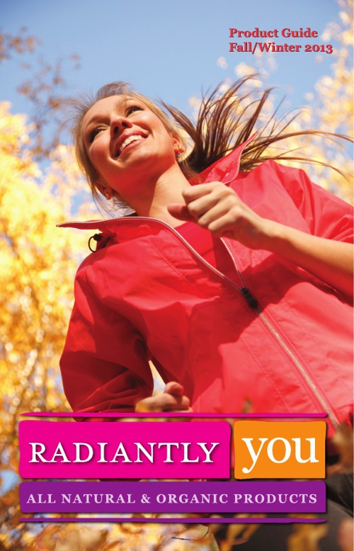 Radiantly You Winter Catalog
