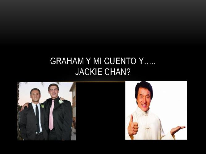Graham y Mi Cuento