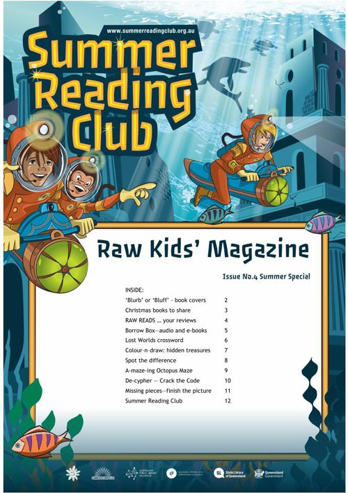 RAW Magazine November 2015