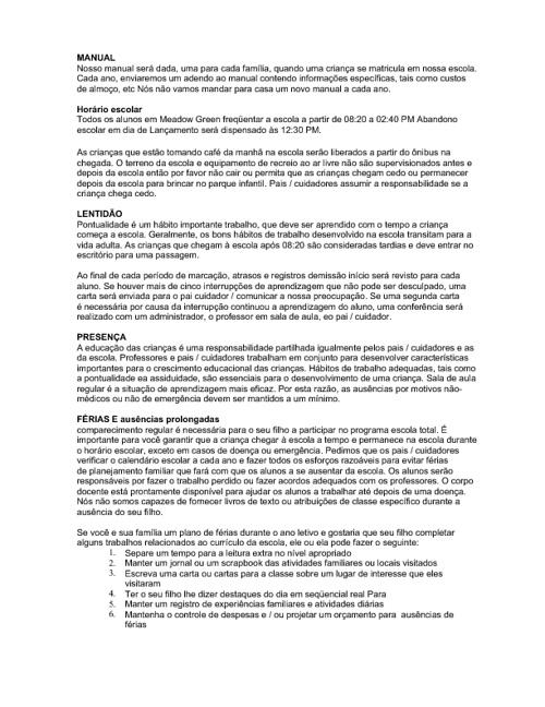 GMS Handbook Portuguese