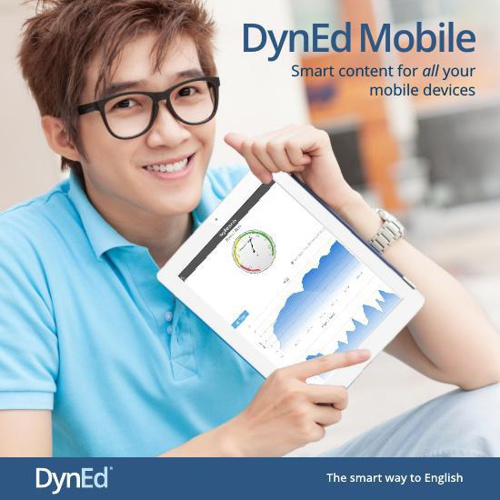 DynEd Mobile Trifold