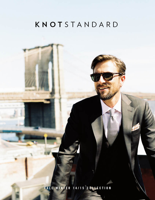 Knot Standard Look Book AW 14/15