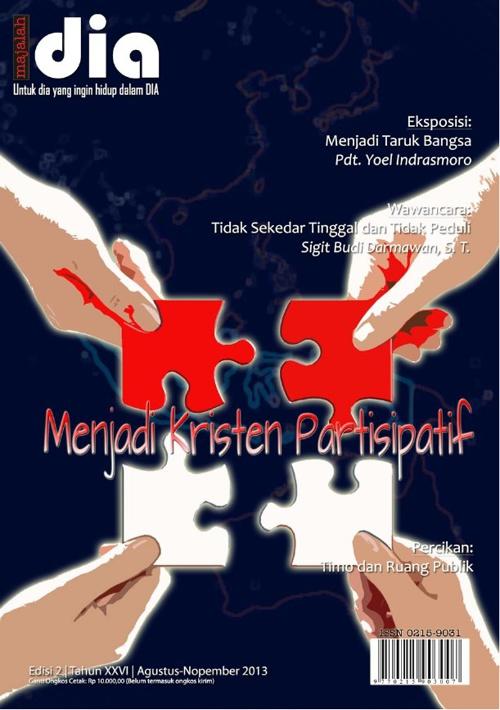 Majalah Dia Edisi 2-2013