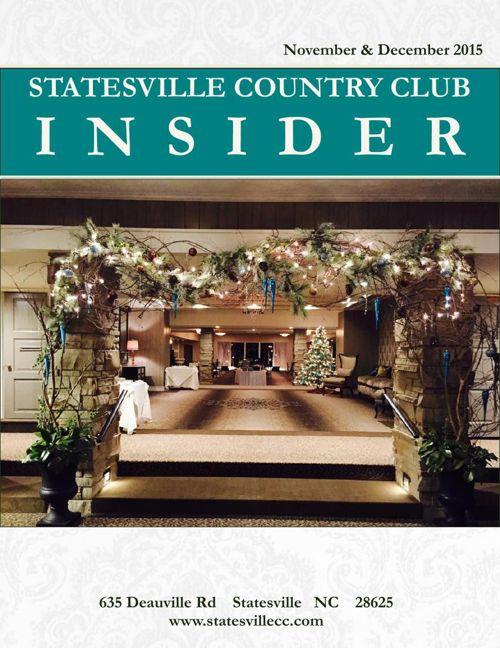 SCC Newsletter November & December