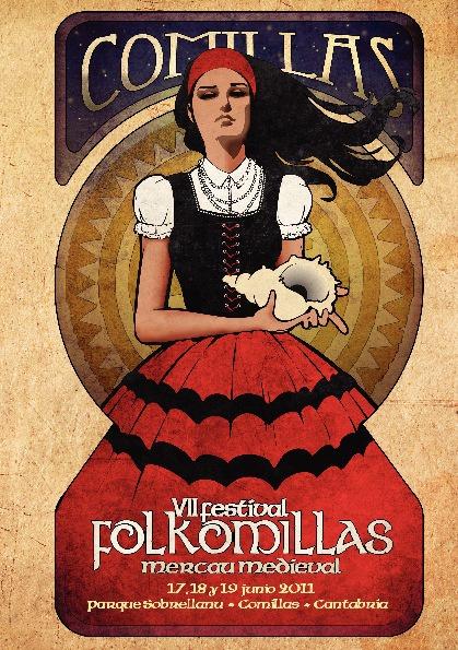 Libretu Folk Comillas 2011