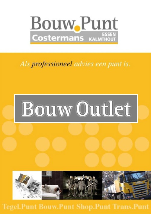 Bouw Outlet