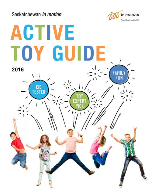 Active Toy Guide 2016