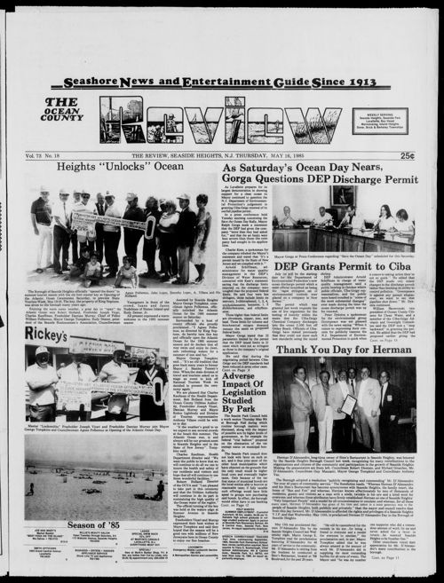 Review May 1985