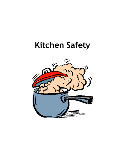Kitchen Safety Day 2