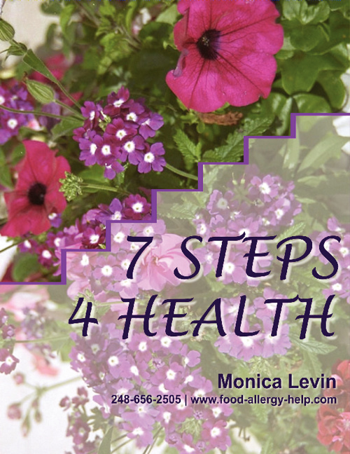 7 Steps 4 Health by Monica Levin