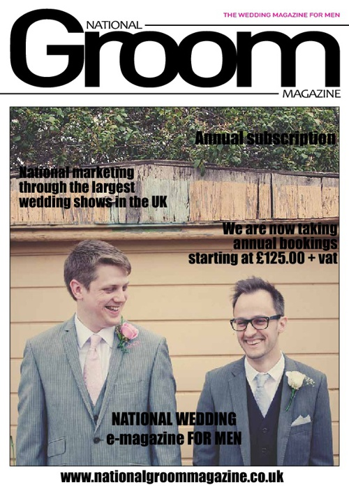 National Groom online magazine