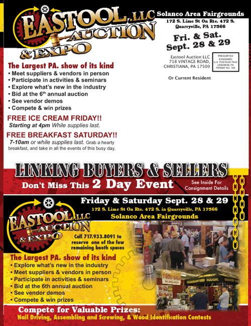 Eastoll Show Info